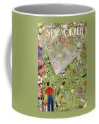 New Yorker June 13 1953 Coffee Mug