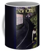 New Yorker June 14 1952 Coffee Mug