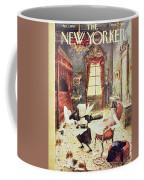New Yorker March 1 1958 Coffee Mug