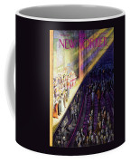 New Yorker March 10 1956 Coffee Mug