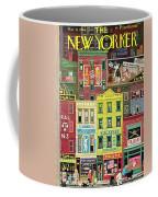 New Yorker March 18 1944 Coffee Mug