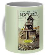 New Yorker March 26 1960 Coffee Mug