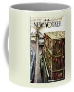 New Yorker November 17 1956 Coffee Mug