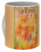 New Yorker October 12th 1957 Coffee Mug