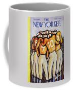 New Yorker October 25 1958 Coffee Mug