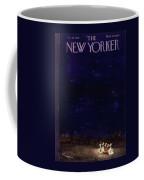 New Yorker October 29 1955 Coffee Mug