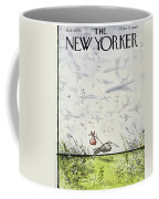 New Yorker October 4 1976 Coffee Mug