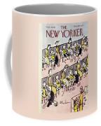 New Yorker September 10 1949 Coffee Mug