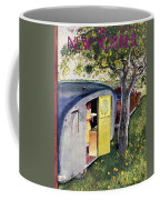 New Yorker September 15 1951 Coffee Mug