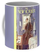 New Yorker September 17th, 1949 Coffee Mug