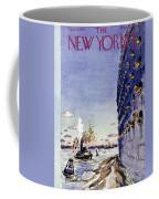 New Yorker September 8 1945 Coffee Mug