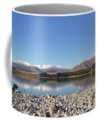 New Zealand Lake Coffee Mug