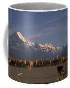 New Zealand Mt Cook Coffee Mug