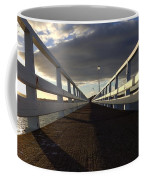 New Zealand - Orakei Wharf Coffee Mug