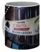 Newark Bisons Coffee Mug