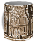 Newberry Opera House Newberry Sc Sepia Coffee Mug