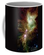 Newborn Stars In The Christmas Tree Coffee Mug
