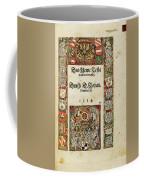 Newen Wills Coffee Mug