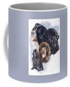 Newfoundland W/ghost Coffee Mug