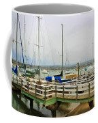 Newport Bay And Balboa Island Coffee Mug