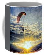 Newport Beach High Flyer Coffee Mug