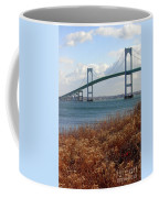 Newport Bridge Newport Rhode Island Coffee Mug