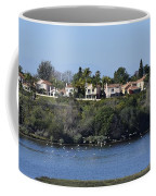Newport Estuary Looking Across At Homes I Coffee Mug