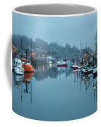 Newport Fishing Boats Coffee Mug