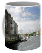 Newport Harbour Iow Coffee Mug