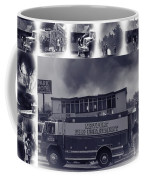Newport Oregon Fire Department Drill - Practice Fire Drills Coffee Mug