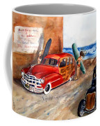 Newport Woody Coffee Mug