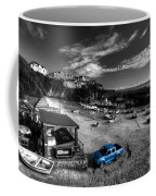 Newquay Harbour  Pickup  Coffee Mug