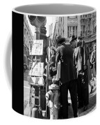 News Of The Attack On Pearl Harbor - San Francisco Dec 8 1941 Coffee Mug