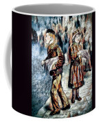 Newsboy Coffee Mug