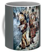 Newsboy Coffee Mug