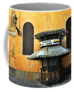 Newsstand - Parma - Italy Coffee Mug