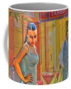 Next Steps Coffee Mug