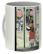 Next Stop Spring Coffee Mug