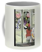 Next Stop Spring Coffee Mug