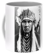 Nez Perce Native American Coffee Mug