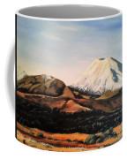 Ngauruhoe Rising Coffee Mug
