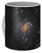 Ngc 6946, Also Known As The Fireworks Coffee Mug