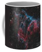Ngc 6995, The Bat Nebula Coffee Mug