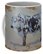 Nguni Bull Coffee Mug