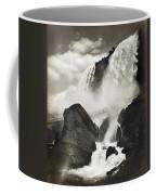 Niagara Falls, C1888 Coffee Mug