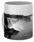 Niagara Falls, C1900 Coffee Mug