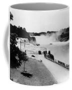 Niagara Falls, C1905 Coffee Mug