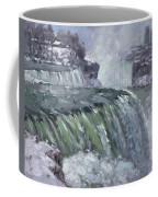 Niagara Falls In Winter  Coffee Mug
