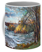 Niagara Falls Lake Coffee Mug