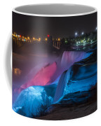 Niagara Falls Light Show Coffee Mug